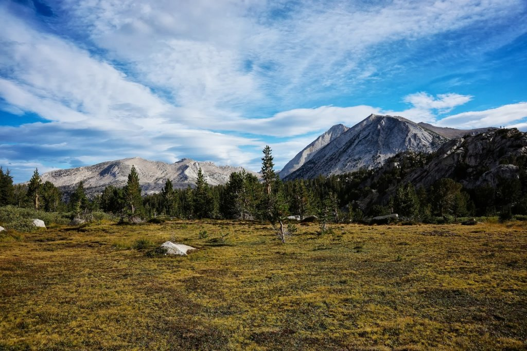 Backpacking Saddlebag to Tuolumne