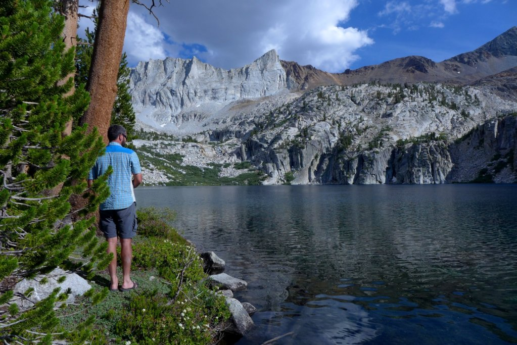High Sierra Loop: SHR Road's End to Muir Trail Ranch