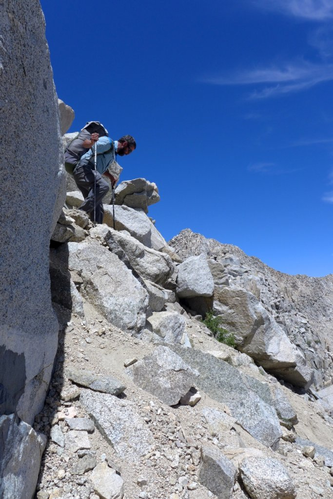 High Sierra Loop: SHR Muir Trail Ranch to Mammoth