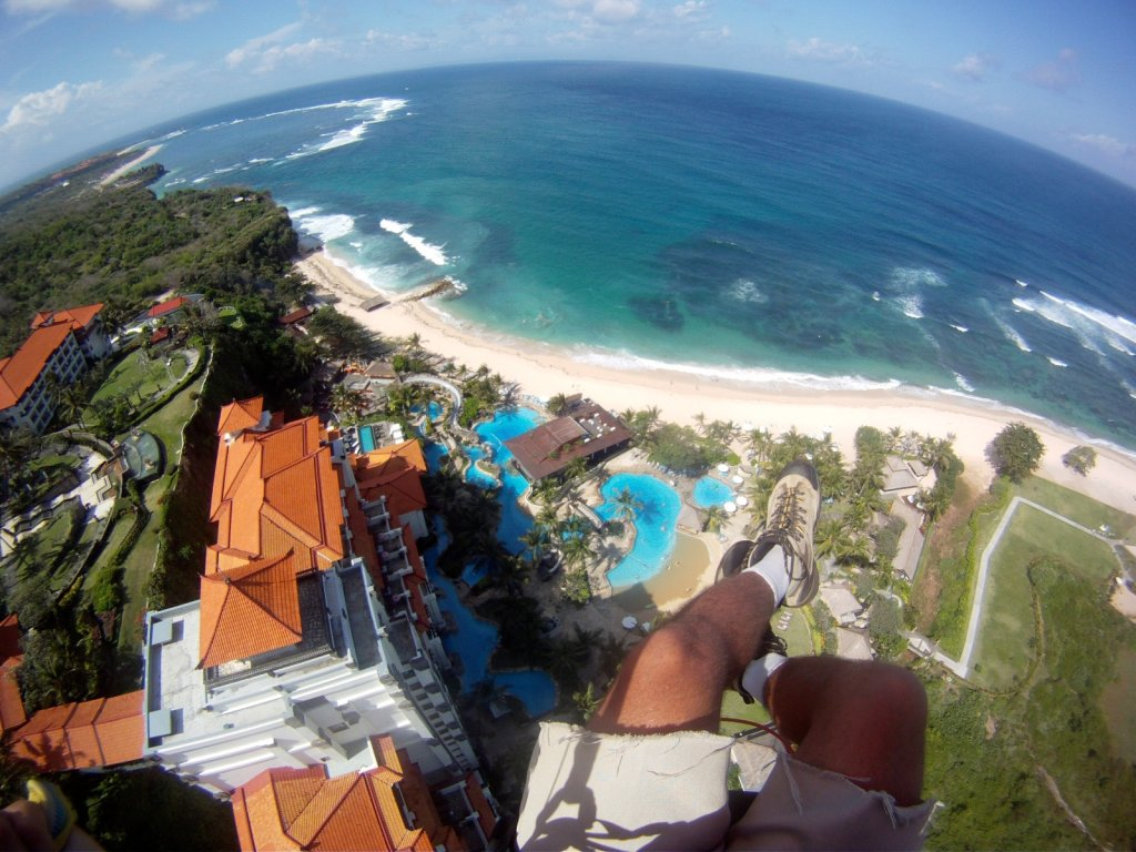 Indonesia - Paragliding